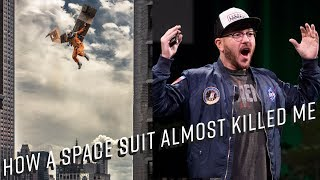 How a space suit almost killed me