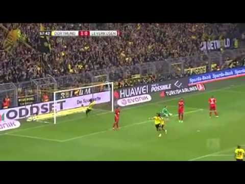 bvb leverkusen highlights