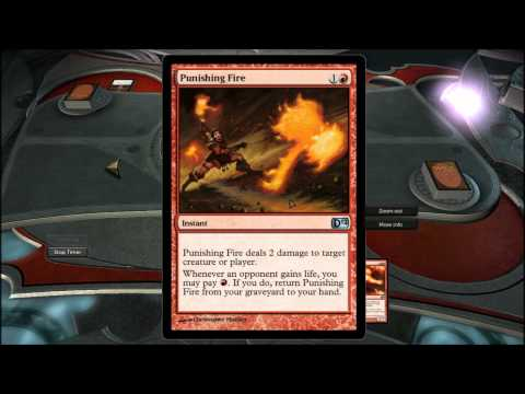 Ep24: Magic The Gathering 2012: Unquenchable Fire Vs. Blood Hunger