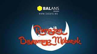 Ramazan Bayramı Tebriki