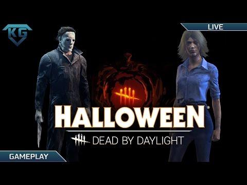 Dead by Daylight 1.2.1! | New Halloween DLC! - 500k Bloodpoints! - Michael Myers - Laurie Strode!