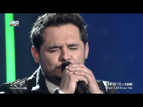 Mihai Rait-Can't take my eyes off you-Vocea Romaniei 2015-Semifinala-LIVE 4- Ed. 14-Sezon5