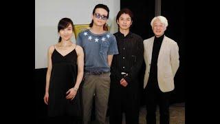 歌手で女優の谷村奈南(30)が27日、大阪市内で映画「星くず兄弟の...