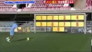 Messi vs Neymar (Penalty skill)
