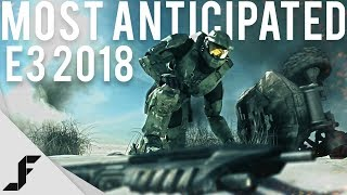 Most anticipated games of E3 2018