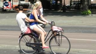 Utrecht summer cycling 2014
