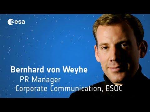 Bernhard von Weyhe on doing PR for an intergovernmental organisation