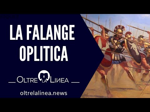La falange oplitica, la (quasi) invincibile fanteria greca