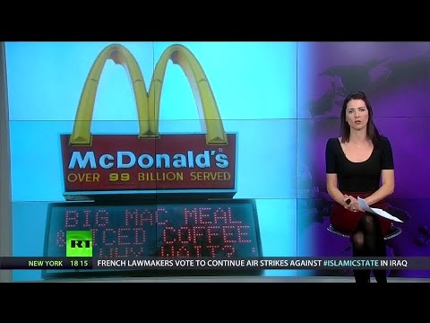 Why McDonald's is McF*cked | Weapons of Mass Distraction