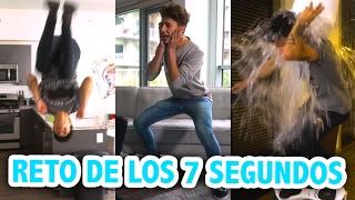 RETO DE LOS 7 SEGUNDOS ft. Mario Ruiz / Juanpa Zurita