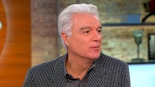 Talking Heads' David Byrne talks music industry, film and art