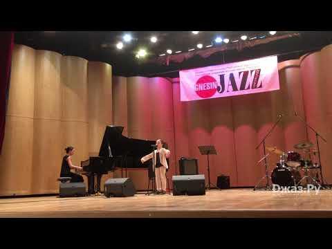 Gnesin Jazz Voice: Anna Volkova