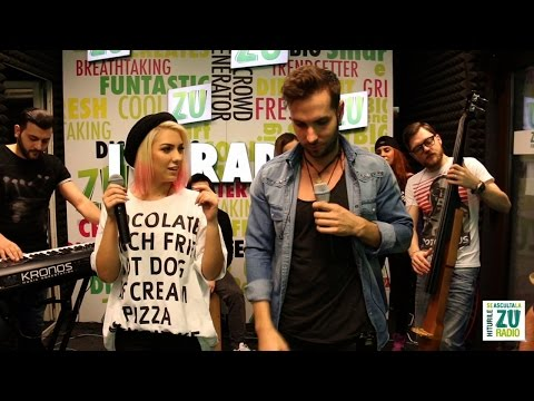 Jo si Randi - Stay With Me Cover / Prietena ta (Live la Radio ZU)