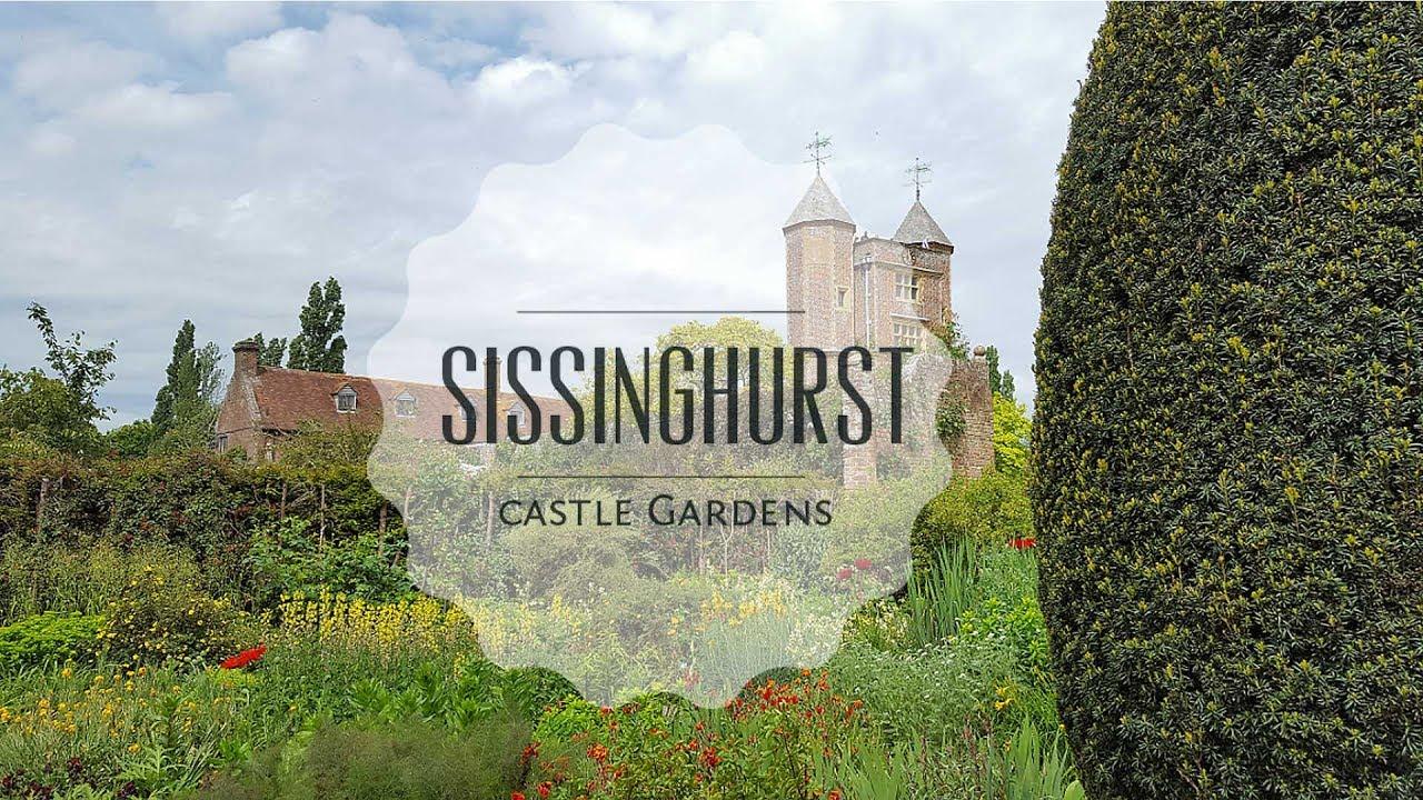 die sch nsten g rten in england sissinghurst castle gardens kent england youtube. Black Bedroom Furniture Sets. Home Design Ideas