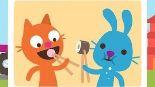 Sago Mini Road Trip Part 2 - top app demos for kids - Ellie