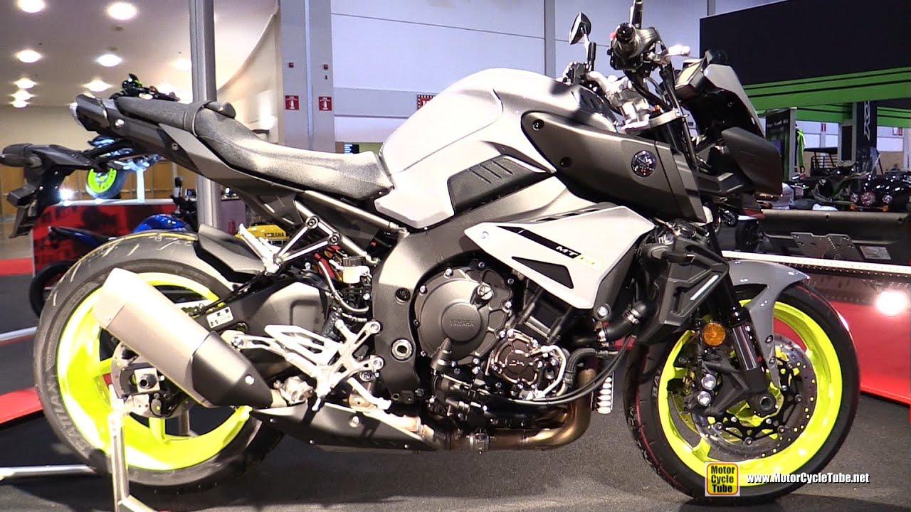Wallpaper Yamaha Fz 10 Sportbikes 2017 Bikes Yamaha Hd: 2017 Yamaha MT10 FZ10
