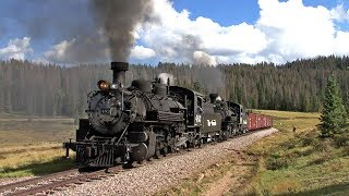 Cumbres & Toltec - The Last Freights - 50th Anniversary Charter