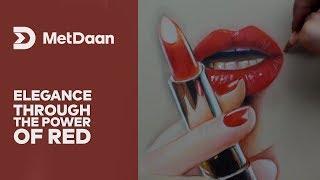 Elegance through the power of red | MET DAAN