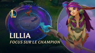 Focus sur Lillia | Gameplay - League of Legends