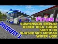 super empuk discovery 3 bussid gameplays hd