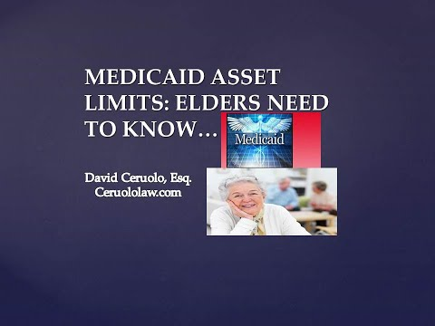 medicaid-eligibility:-asset-limitations-for-elderly...what-about-money-and-investments?