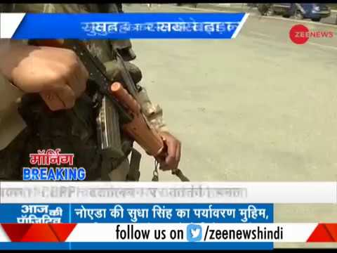 Morning Breaking: Terror attacks at 4 places in J&K amid Ramadan practices in the valley