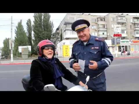 Бабка - (прикол) смотреть онлайн видео от senya_ru888 в
