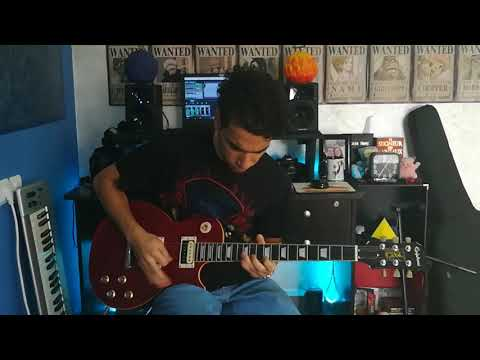 Driving rain – Slash Guitar Solo Cover