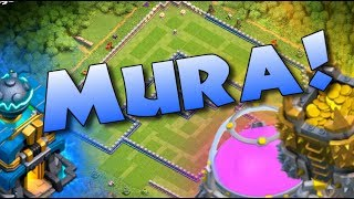 Farming mura al 13 in live! [Th12] ∼ Clash of Clans ITA