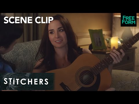 Stitchers  Season 3, Episode 3: Amanda And Camille Play Guitar  Freeform