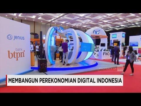 Membangun Perekonomian Digital Indonesia