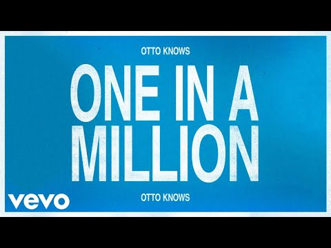 Music video Otto Knows - One In A Million