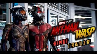 Ant-Man and the Wasp - HINDI Trailer #2 (FAN DUBBED)