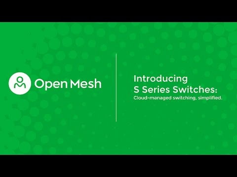 Webinar: S Series Introduction