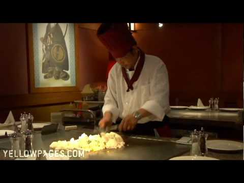 Winston Salem Dining Arigato Japanese Steak & Seafood House
