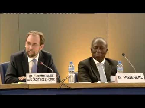 FINAL ROUND (Part 3): 6th Nelson Mandela World Human Rights Moot Court Competition
