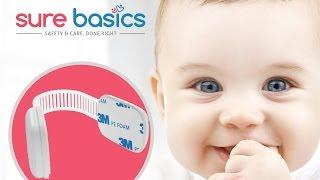 Sure Basics Adjustable Child Safety Locks