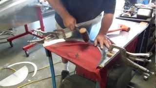 Race Car Body Construction