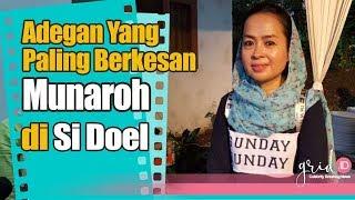 Adegan Yang Paling Berkesan di Sinetron Si Doel Bagi Maryati 'Munaroh'