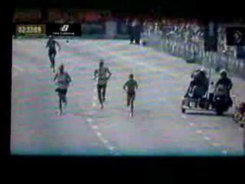 Chicago Marathon 2007!! Adere's Amazing Comeback!