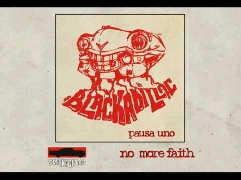 Blackadillac - No more faith - Pausa Uno EP
