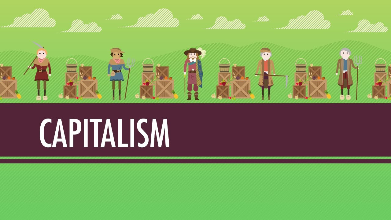 ideologies of communism and capitalism Socialism and communism are two sets of ideas  against capitalism but believes that the issue will become redundant once industry is.