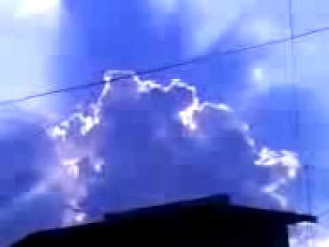 sun-cloud effect