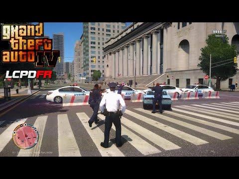 GRAND THEFT AUTO IV - LCPDFR - EPiSODE 39 - (NYPD CAPTAIN PATROL) UNTIL SAPDFR/ LSPDFR
