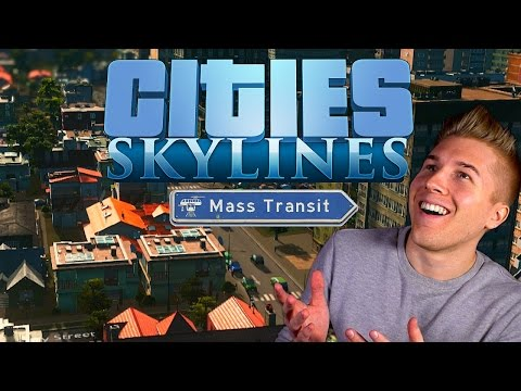 Cities Skylines: Mass Transit [Dookie Lake] Gameplay with Natural Disasters - Part 1 |