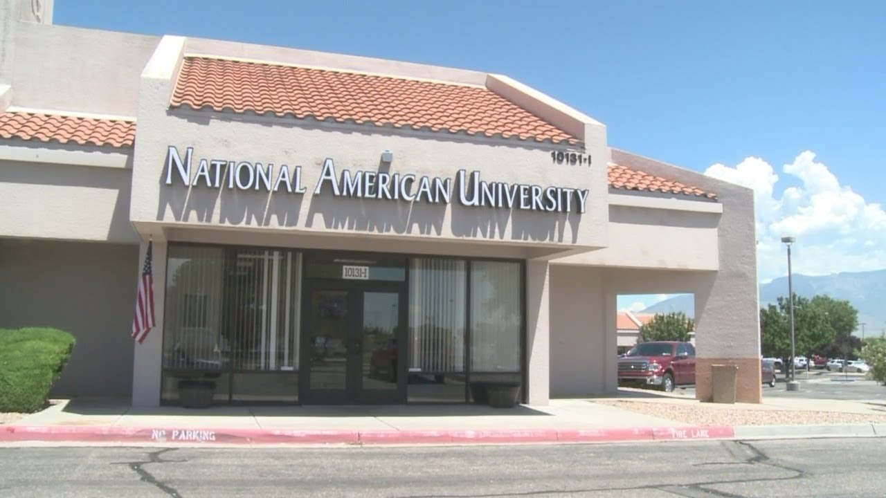 Spring Is A Good Time To Enroll At National American University