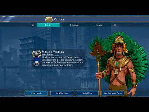 Civ 6 Aztec Vampires. Ep 16. Final.  