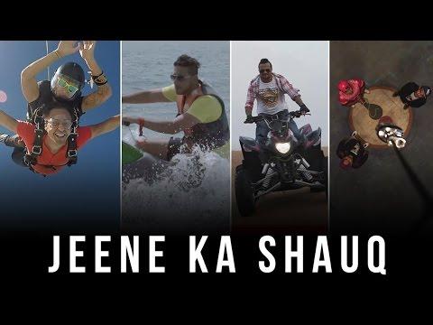 Jammin' - Jeene Ka Shauq by Salim Sulaiman and Mumbai's Finest ft. Siddharth Basrur #JamminNow