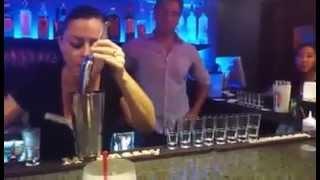 Best barwoman