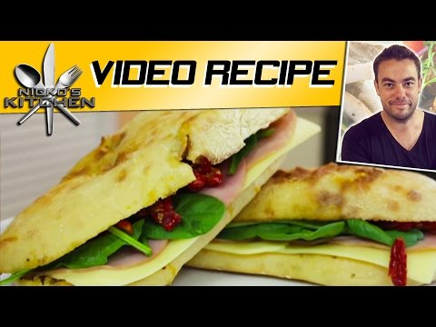Smoked Ham Turkish Roll | Nicko's Kitchen